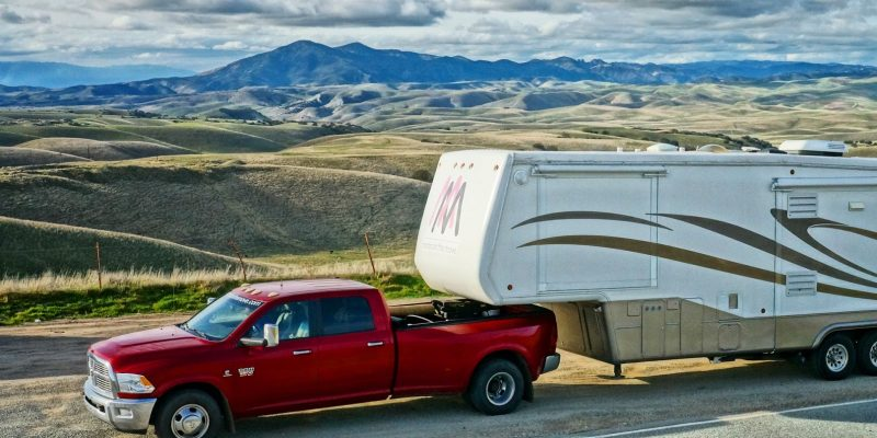 full time rv living fifth wheel