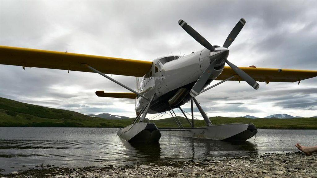 alaska seaplane otter