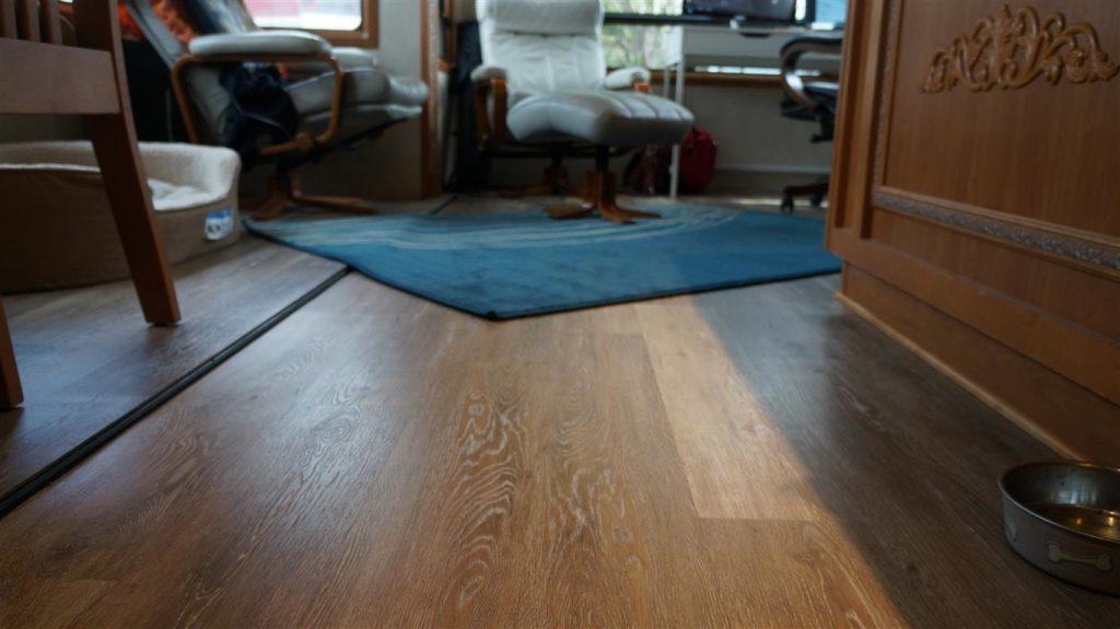 new laminate vinyl plank rv flooring
