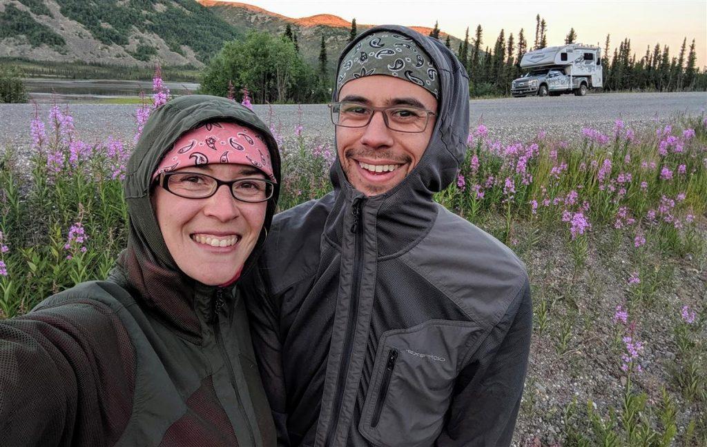bring alaska mosquito gear for rv trip