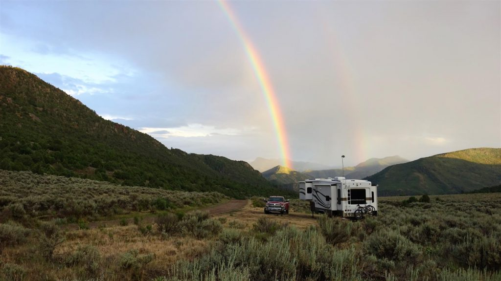 boondocking can be very safe