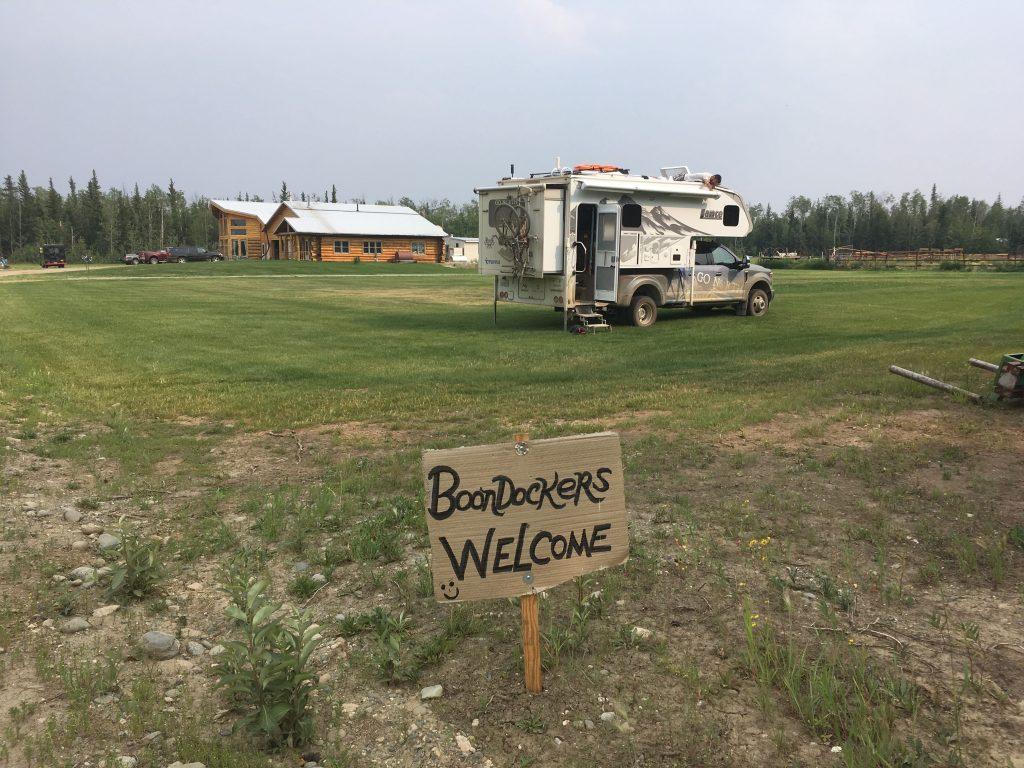 boondockers welcome in alaska