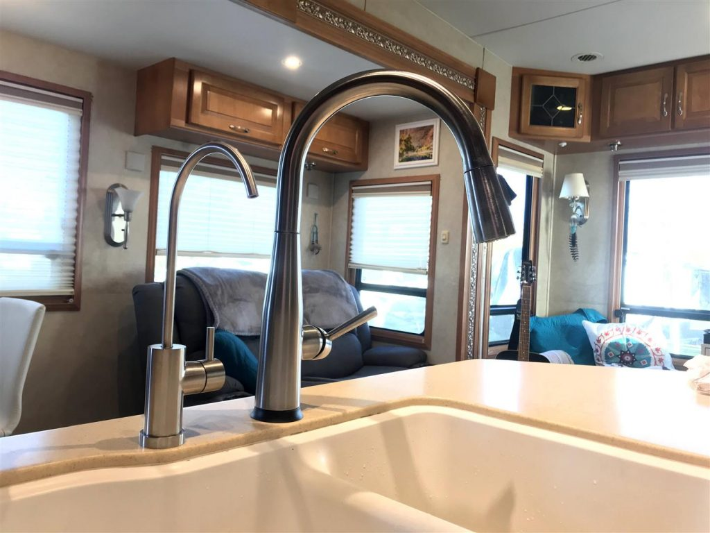 rv kitchen upgrades