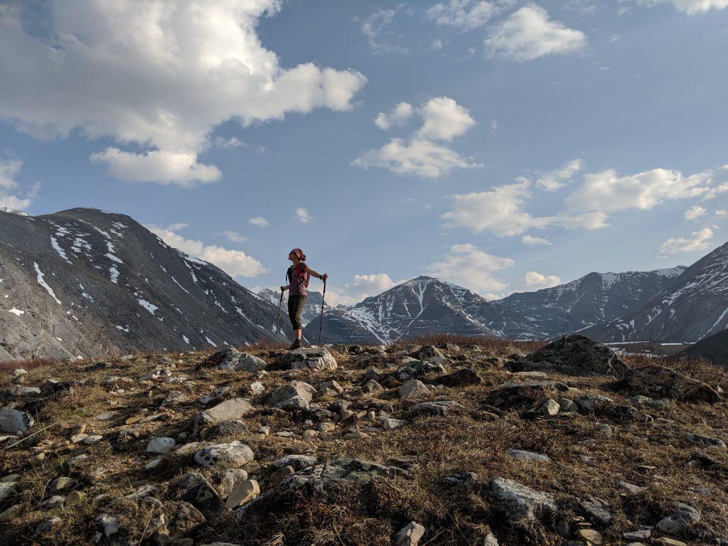 hiking in alaska's national parks