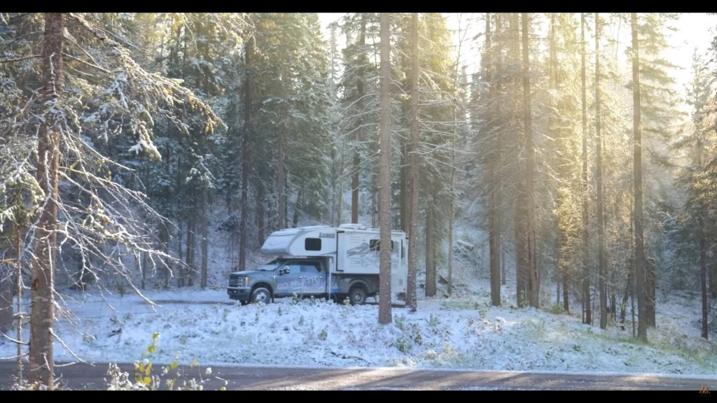 Cold weather rving lithium batteries