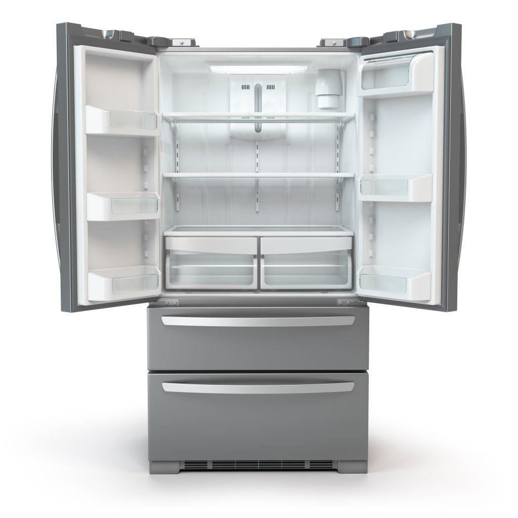 residential fridge