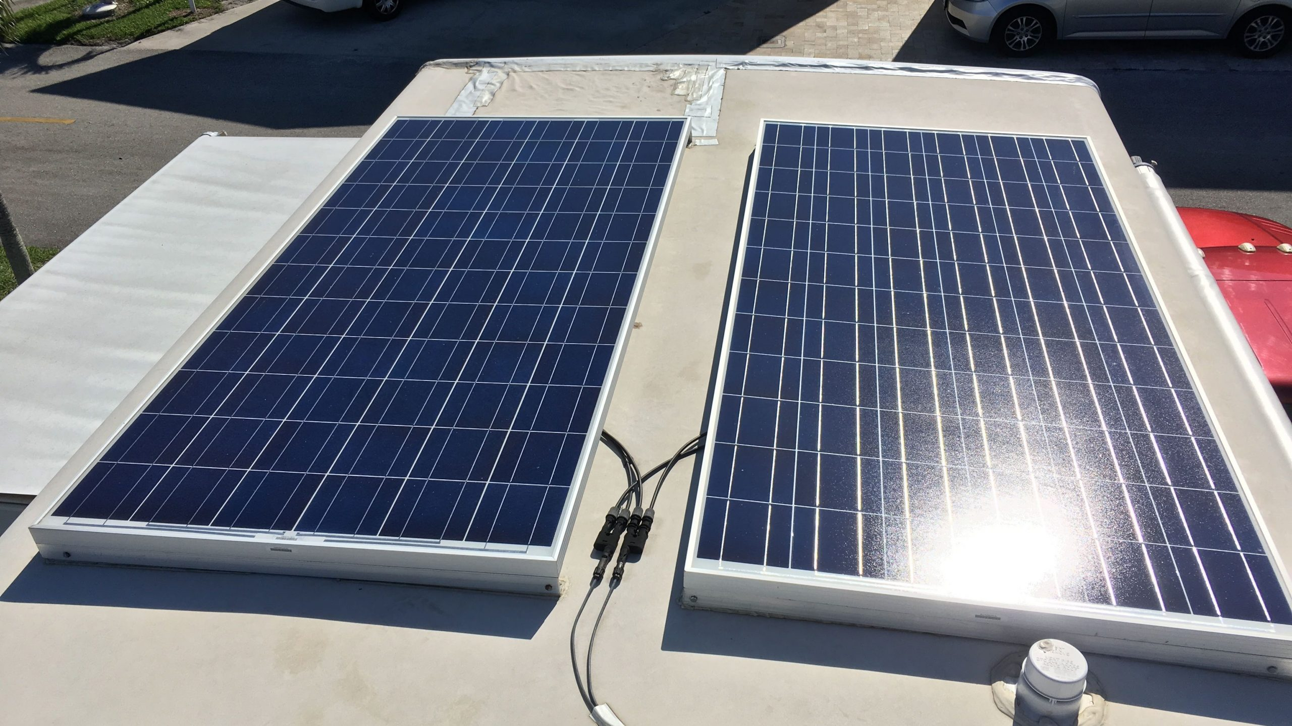 How much solar do you need for your RV roof