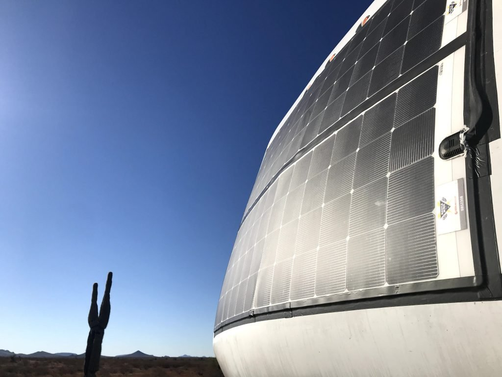 solar power for rving off-grid