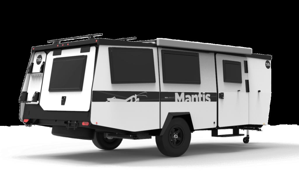 unique travel trailer