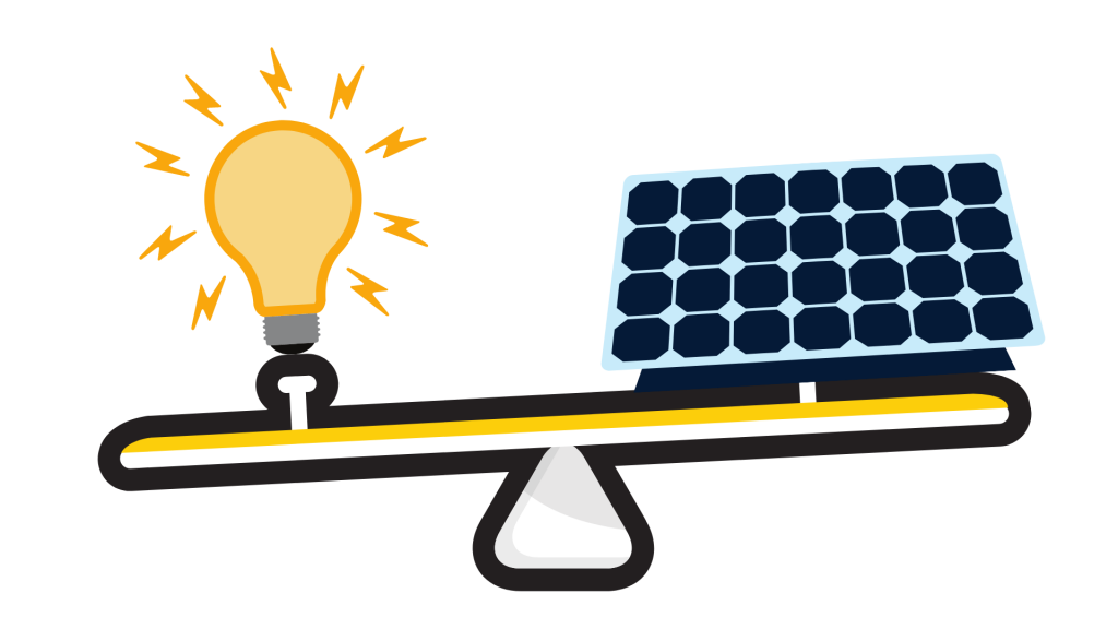 Solar Energy Load Balancing