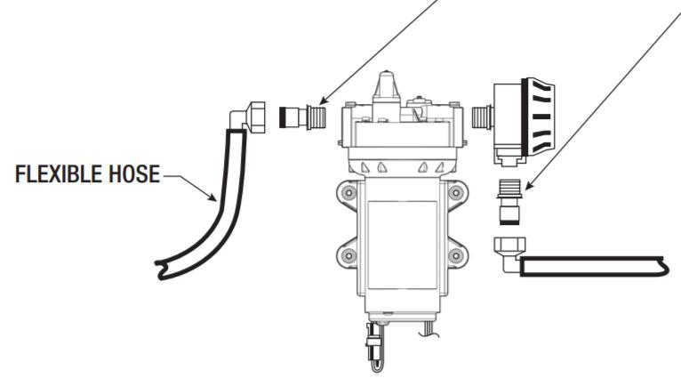 diagram of water pump