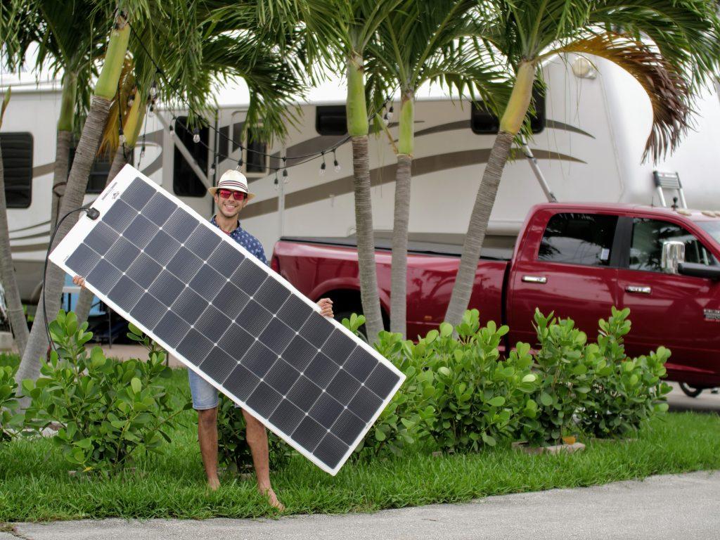 Solar Panel For RV