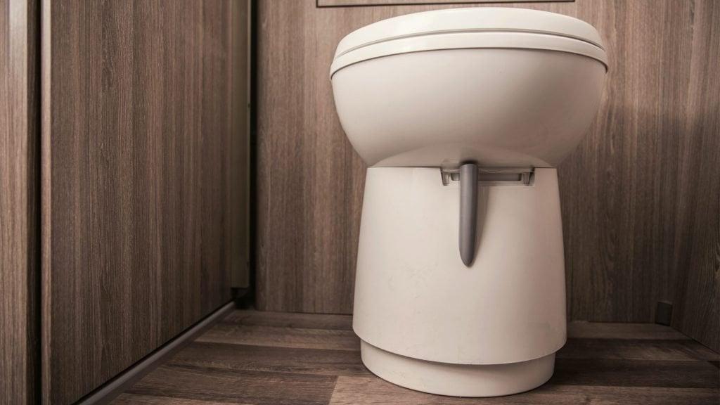 rv toilet types