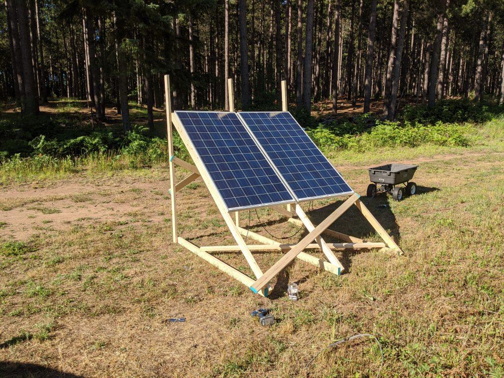 RV additional solar