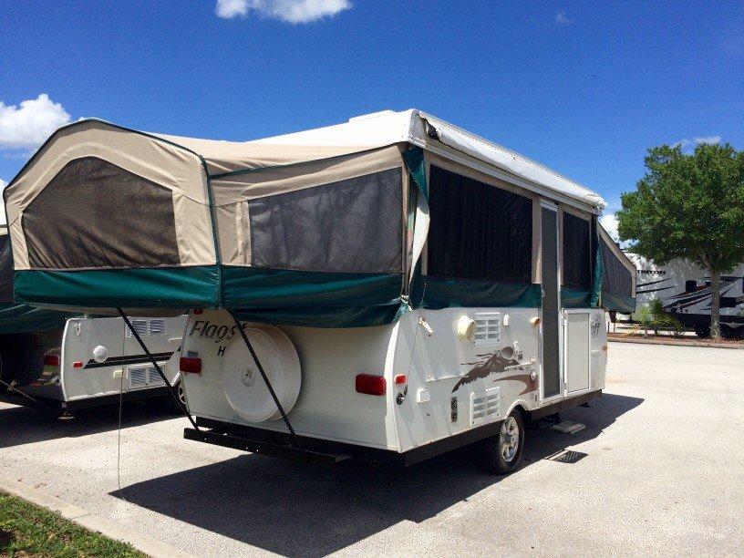 pop up campers