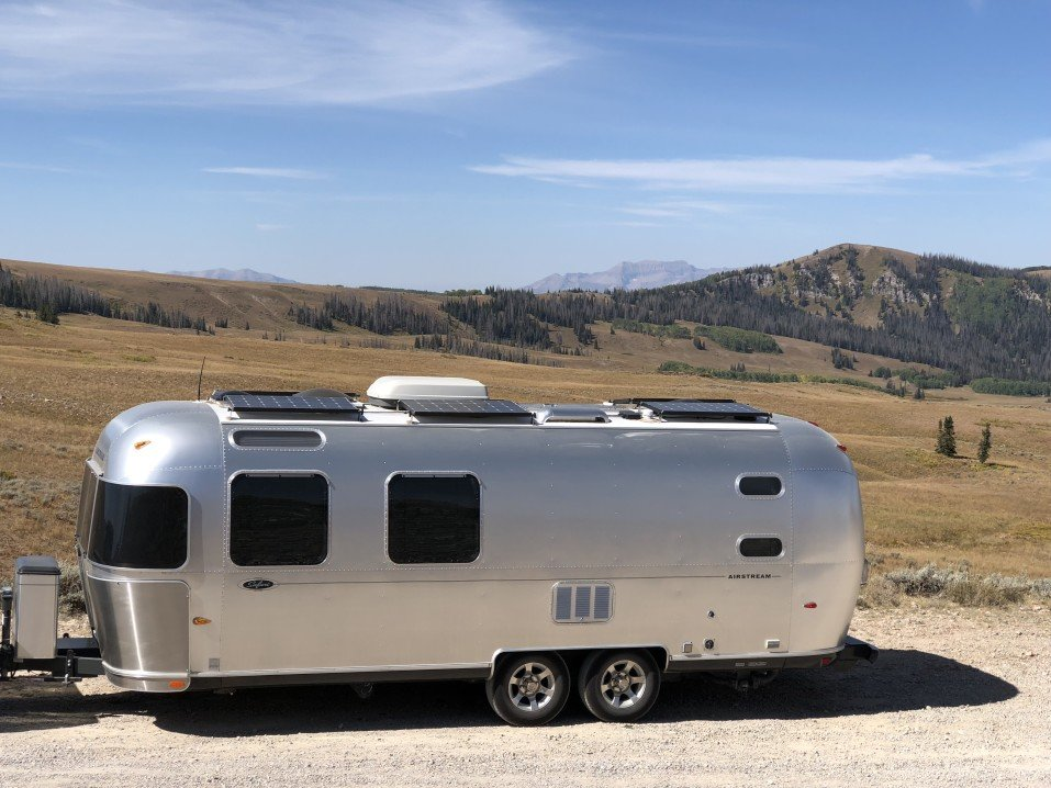 airstreams are one of the more expensive travel trailers