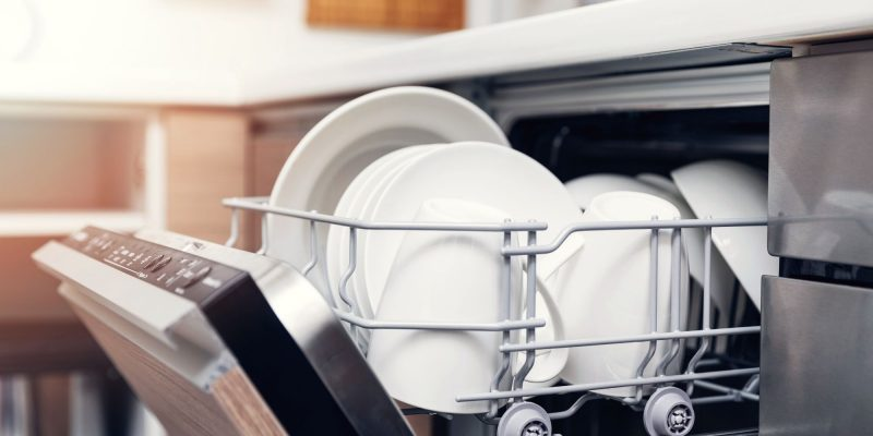 RV dishwasher