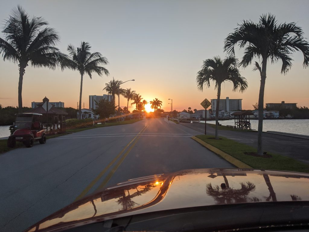 driving in Florida