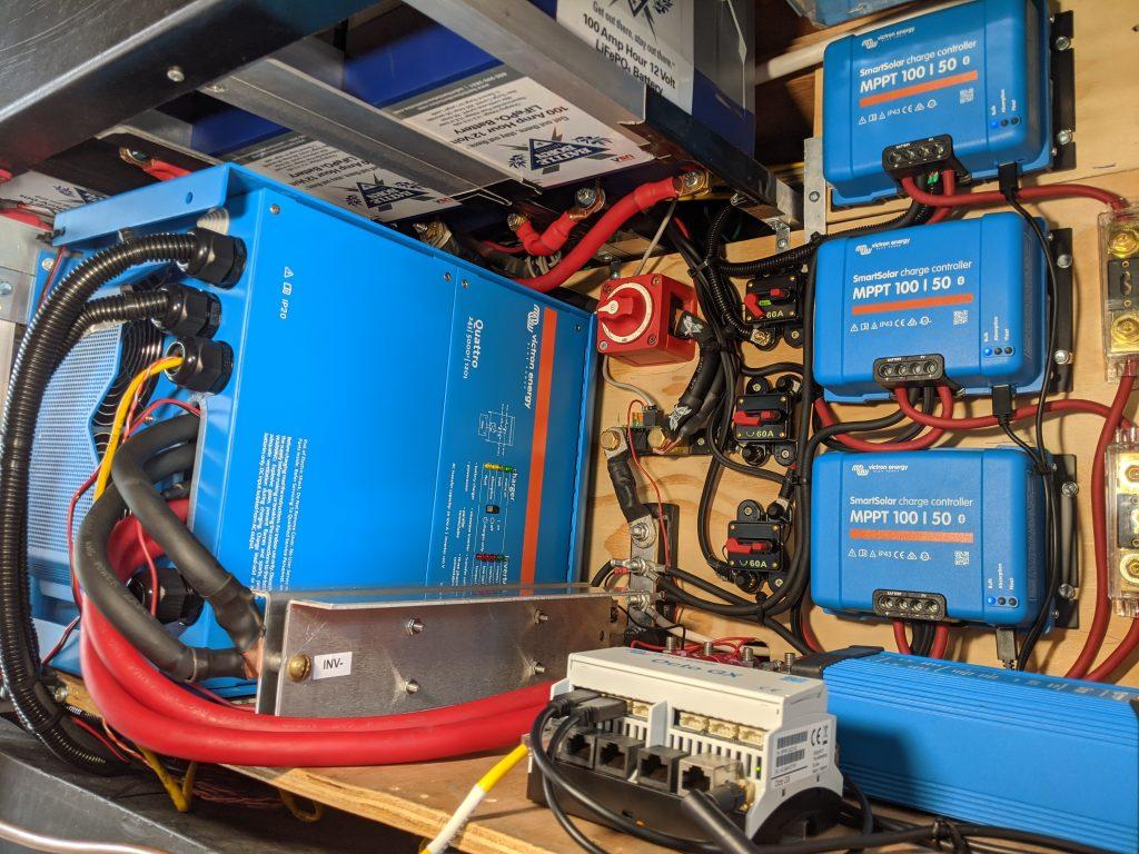 electric inverter for residential fridge