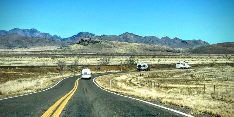 RV caravan tours