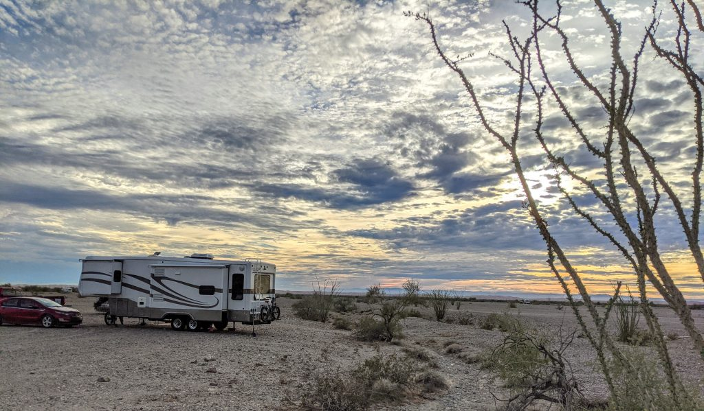 BLM Land Camping