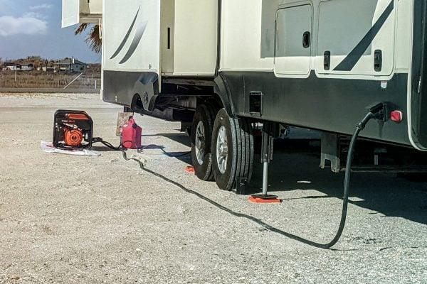 Guide to RV generator