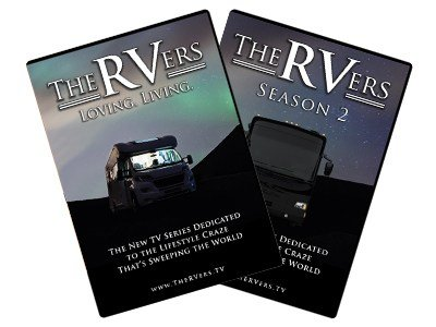 the rvers tv show is available on dvd