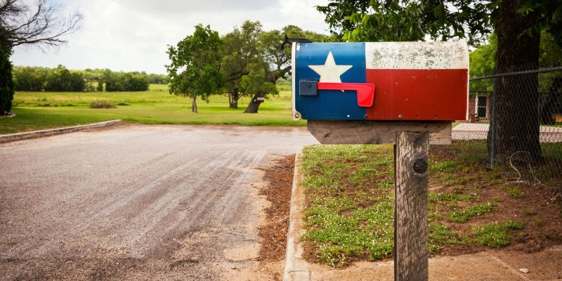 Texas Domicile