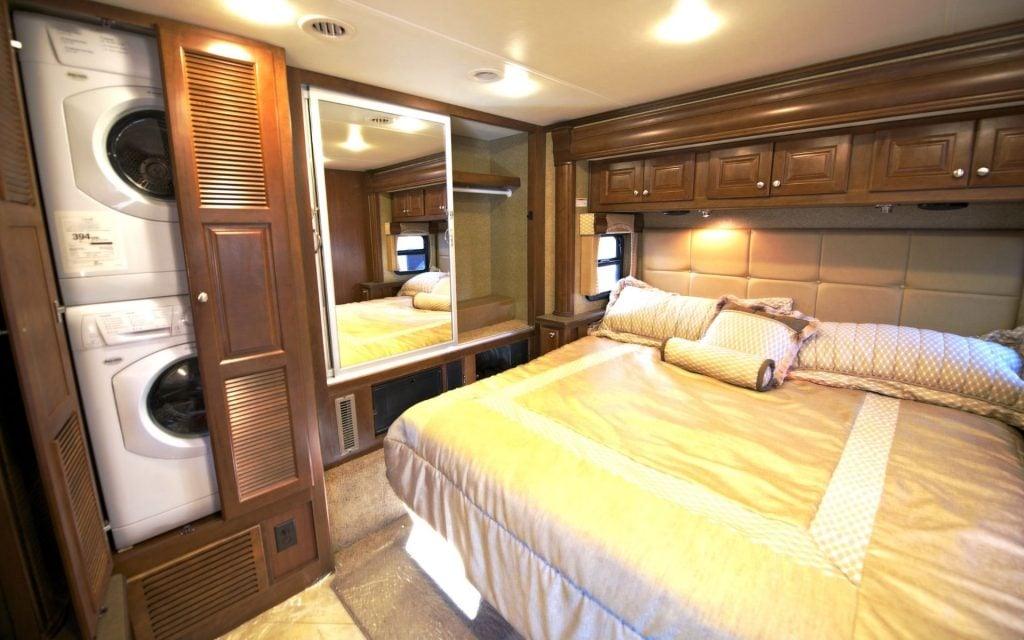 king rv mattress bed
