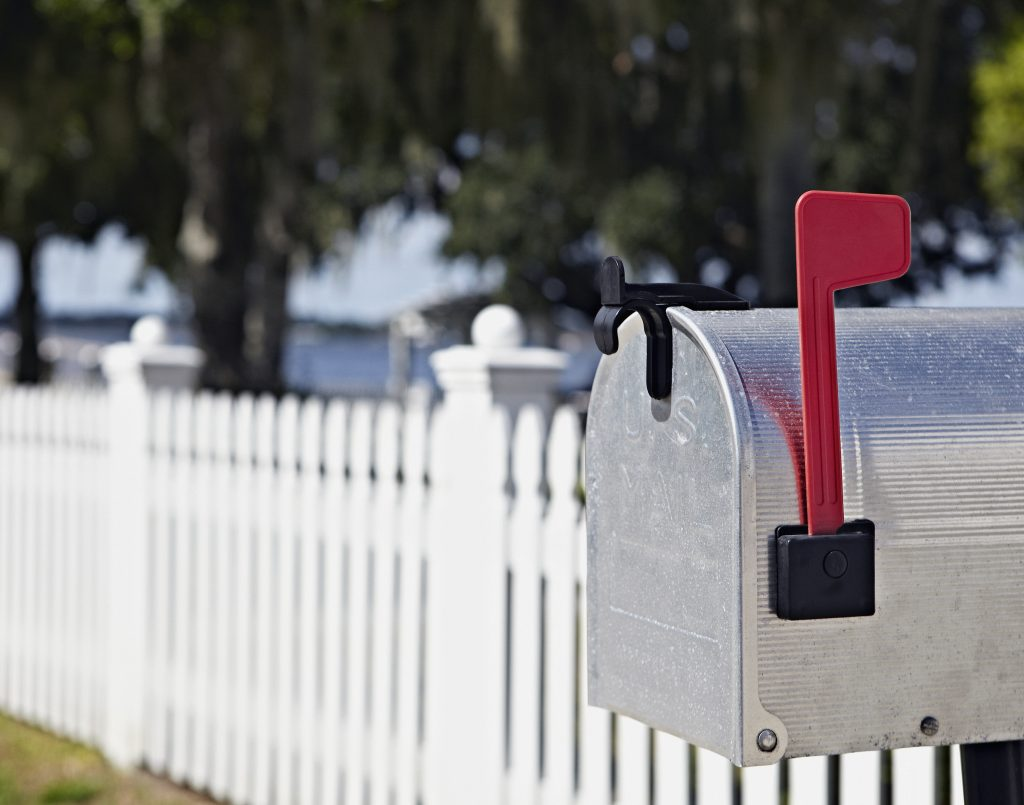 you will have to change your mailing address to one in your Florida domicile