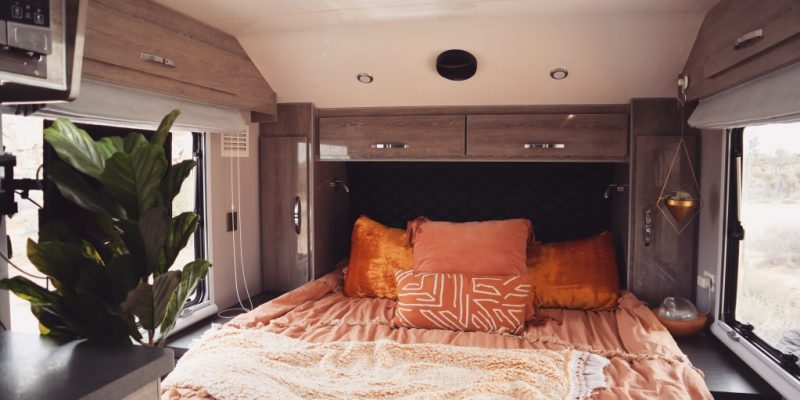 rv bedroom