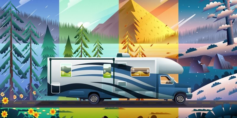 4 season camper
