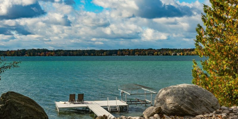 campgrounds near Torch Lake
