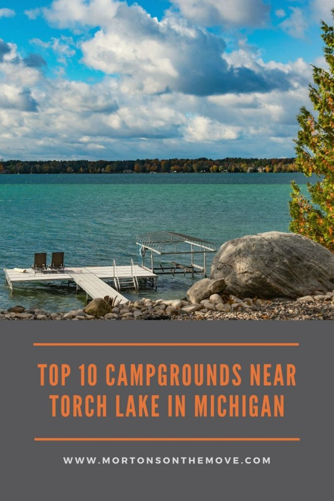 best campgrounds near Torch Lake