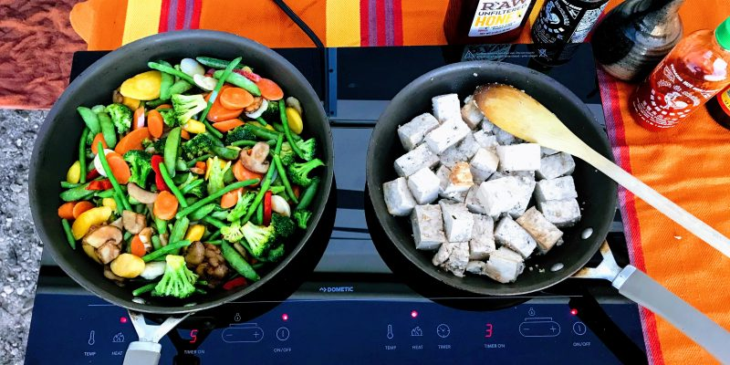 rv induction cooktop