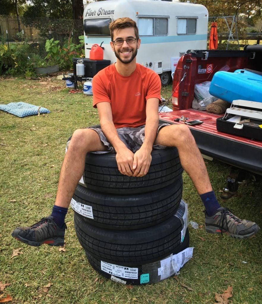 new RV tires