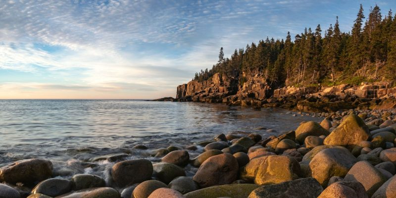 oceanfront campgrounds in maine