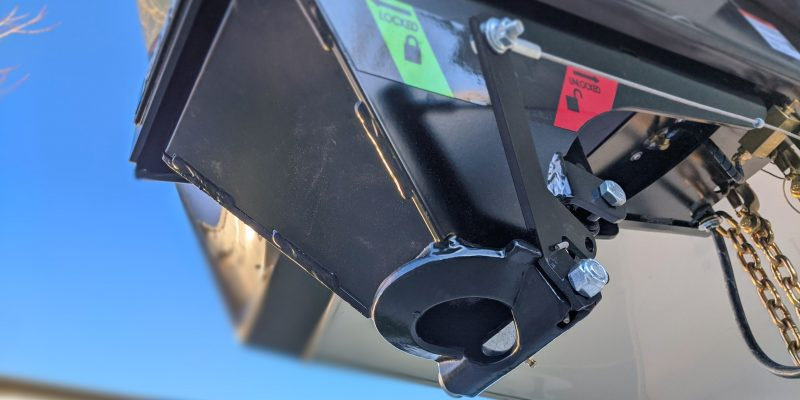 5th wheel gooseneck hitch adapter