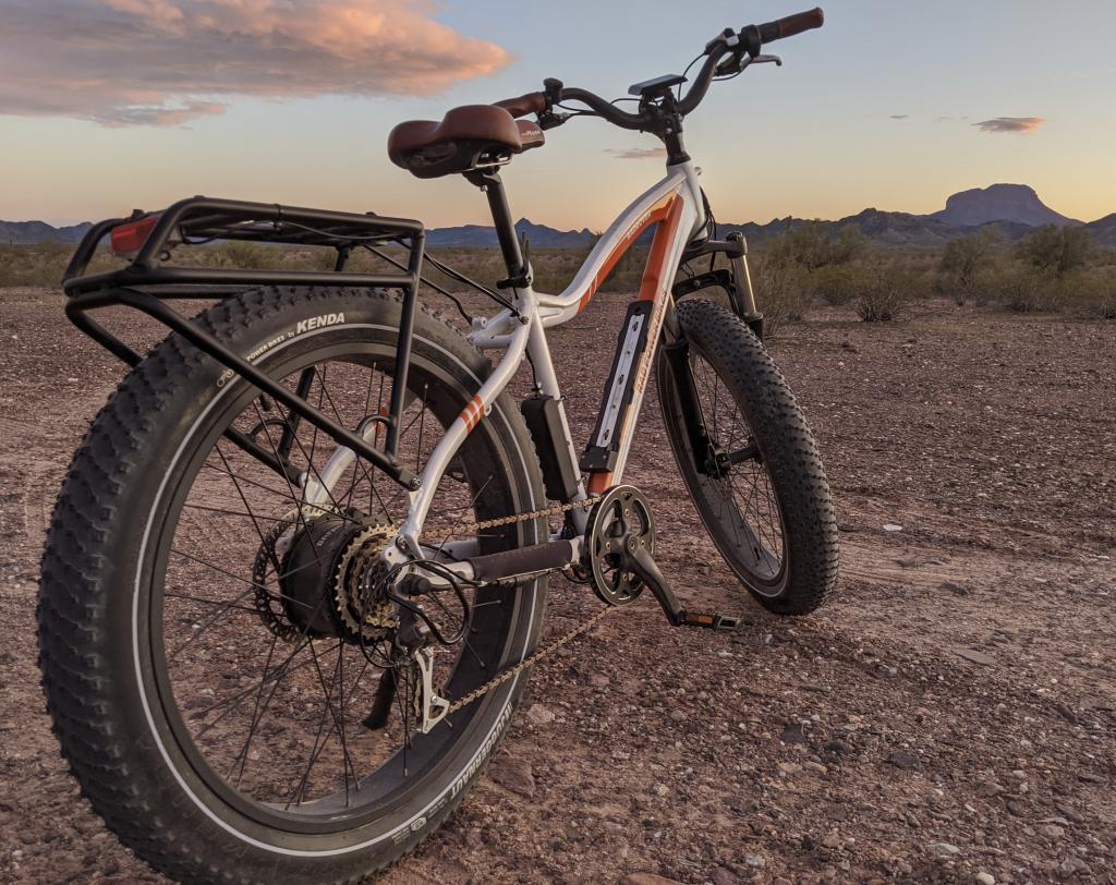 what is an e-bike