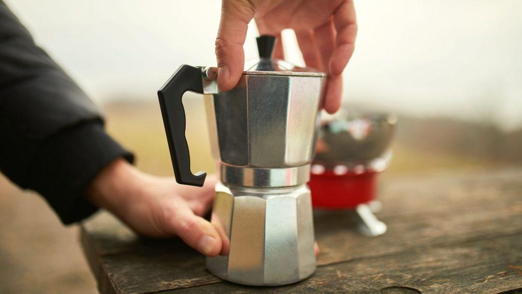 RV coffee Maker