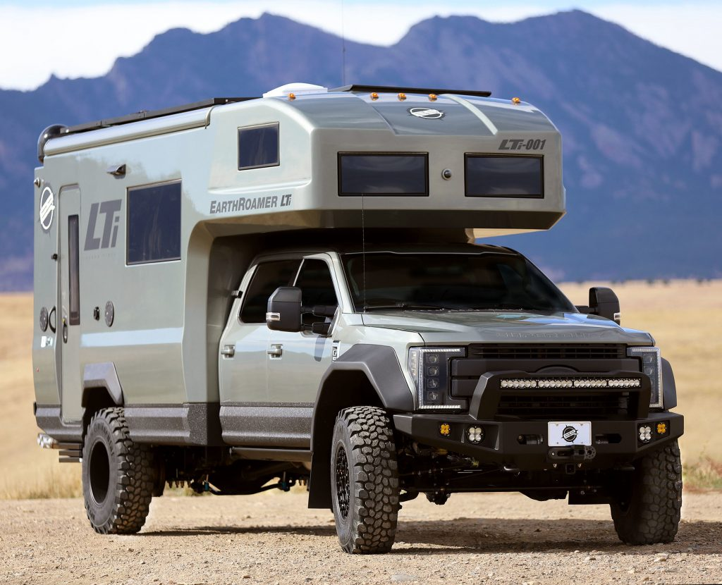 earthroamer expedition vehicle