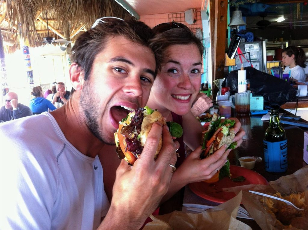 dining out in the florida keys