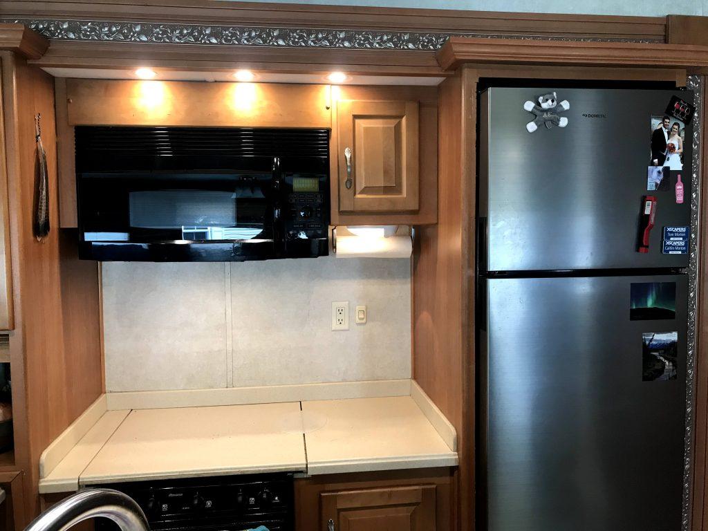 12 volt RV fridge