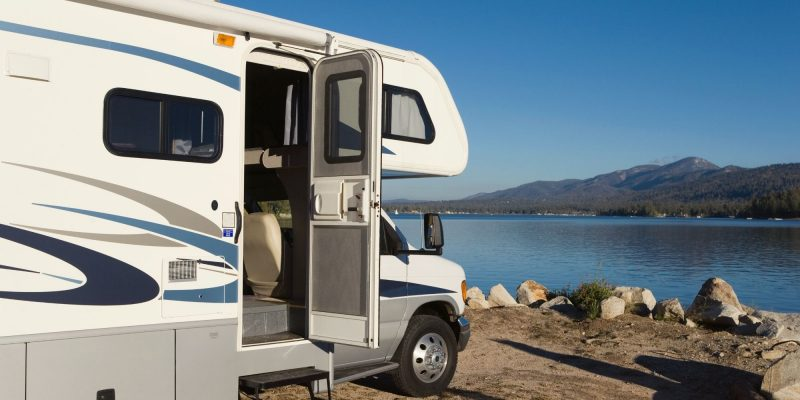 self-contained RV