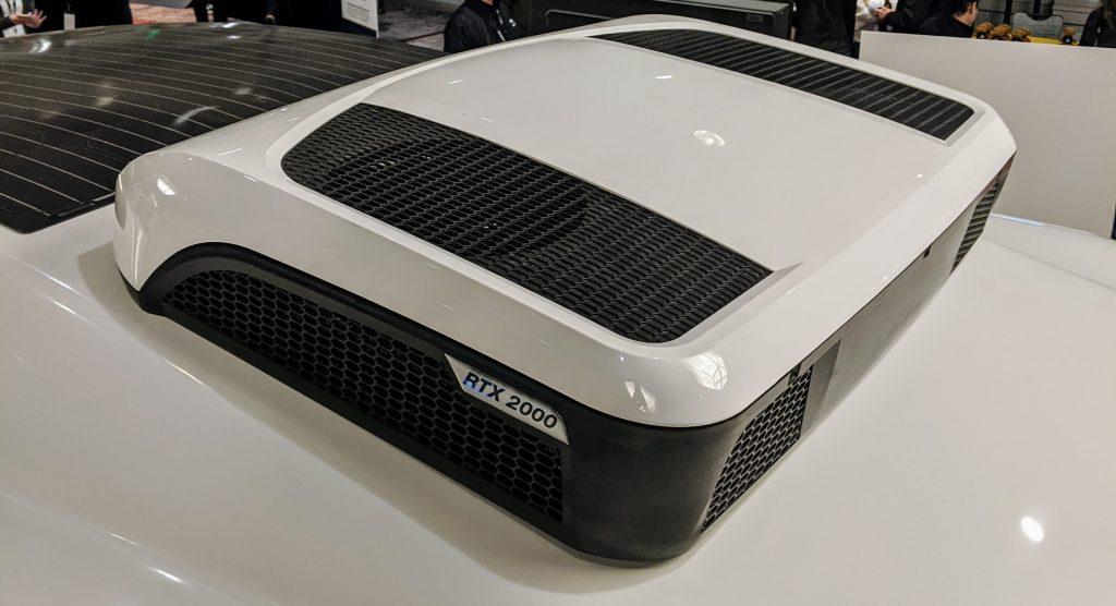 12V RV Air Conditioner