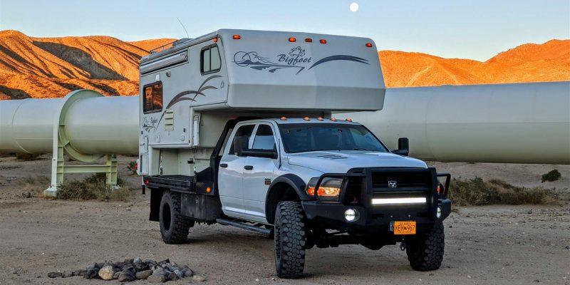 truck camper brands
