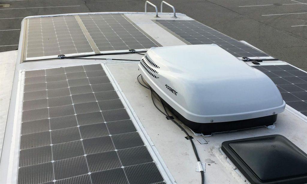 120V ac rv air conditioner