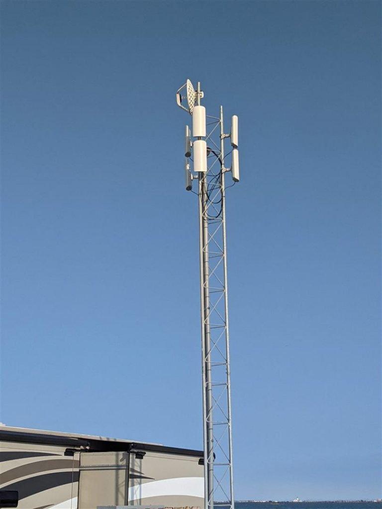 campground wifi antenna