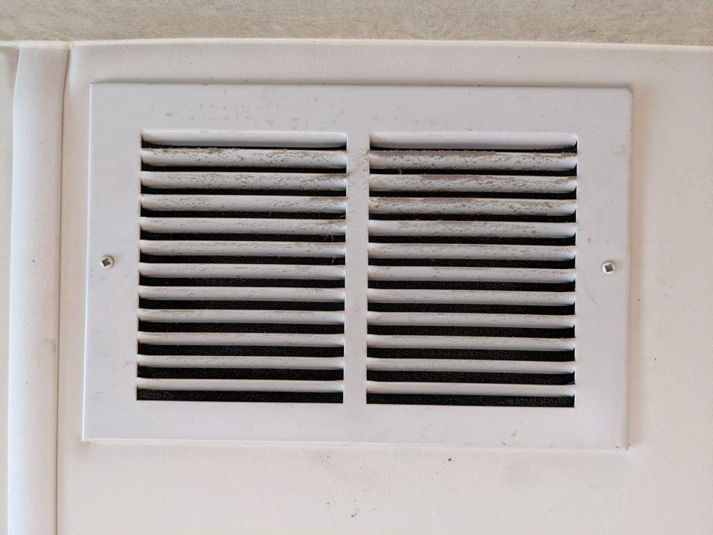 RV AC filter