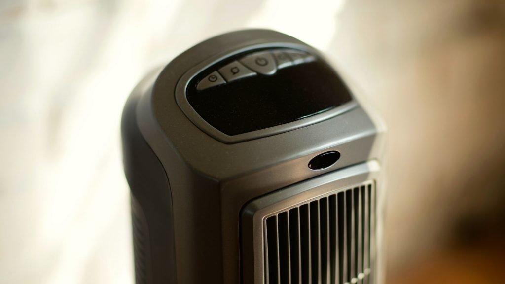 RV space heater
